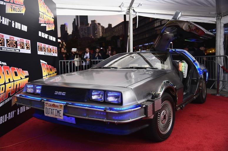 Back To The Future 30th Anniversary Celebration