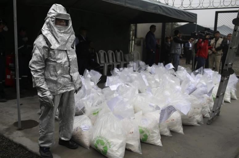 Drogas en Peru