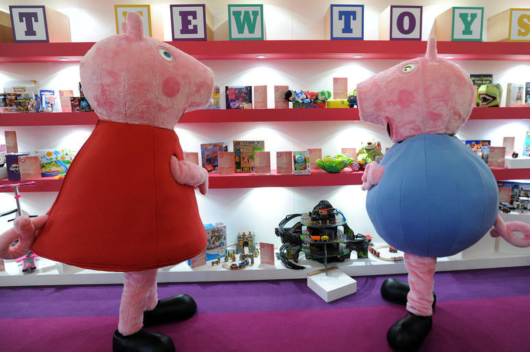 Peppa Pig S World Of Play At Grapevine Mills To Open In February