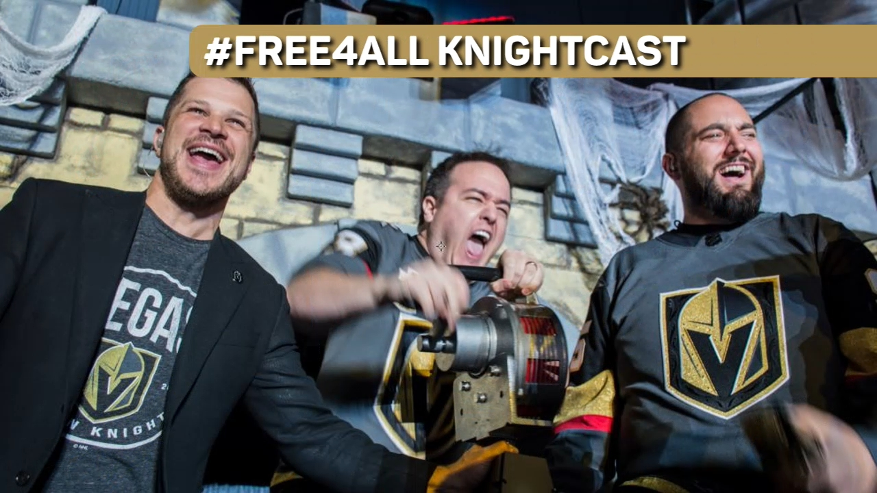 Free4All: VGK In The Playoffs   Mix 94 1