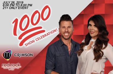 MITM 1000th Show
