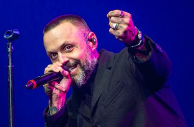 NSSN Blue October Stage Pic 1