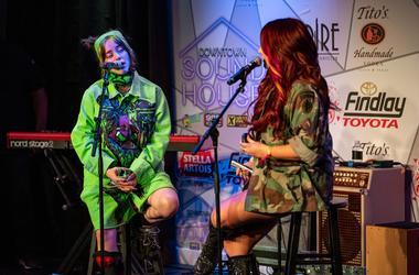 Billie Eilish On Stage Photos Courtesy Of Key Lime Photography3