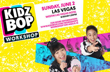 Kidz Bop Workshop