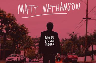 Matt Nathanson Cover