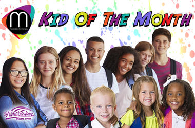 Mercedes Kid Of The Month