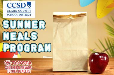 CCSD Summer Meals Program