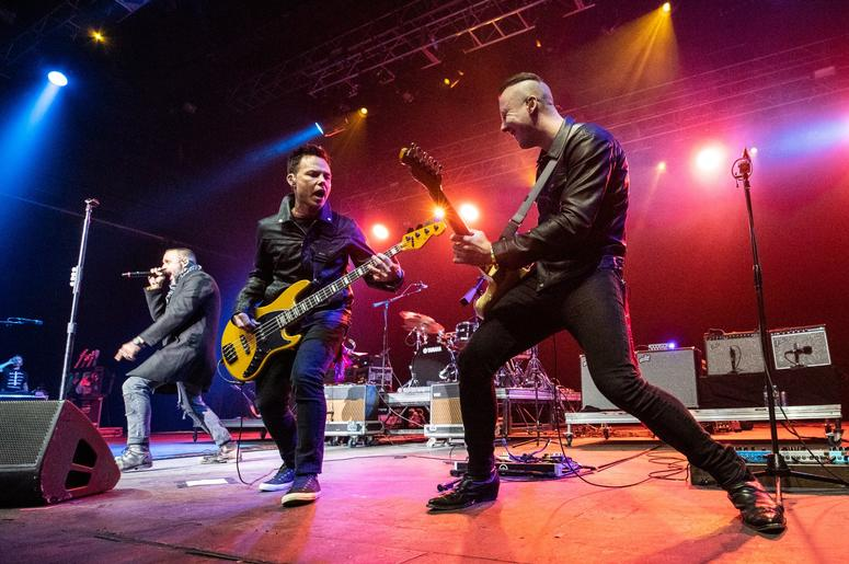 NSSN Blue October Stage Pic 2
