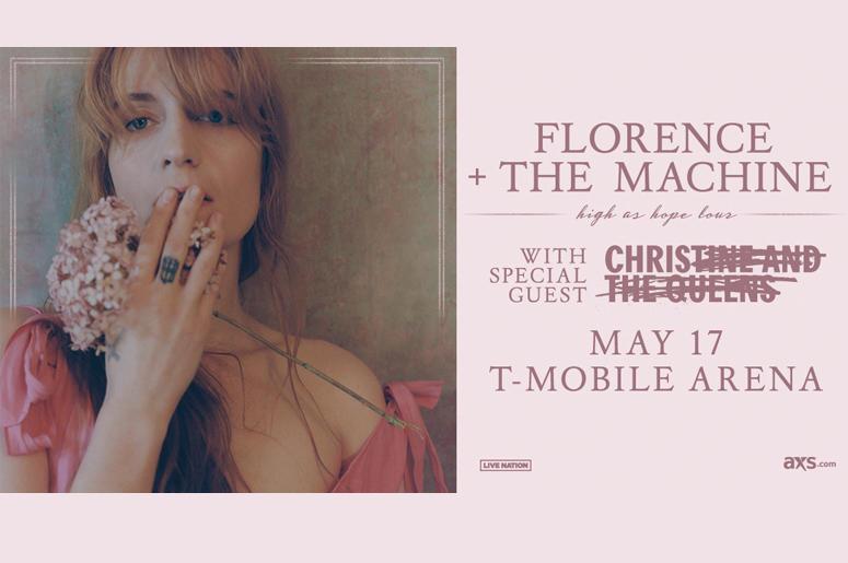 Florence+ The Machine