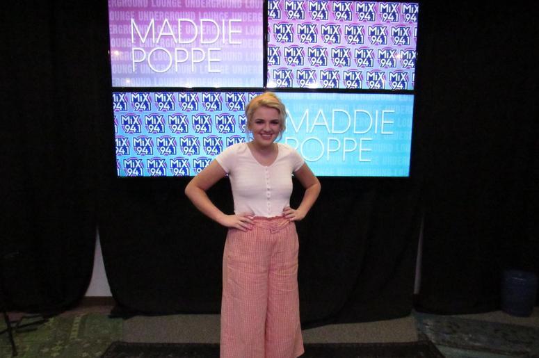 Maddie Poppe Underground 2