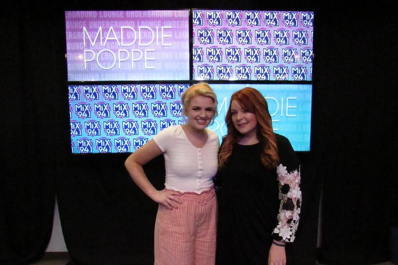 Maddie Poppe Underground 6