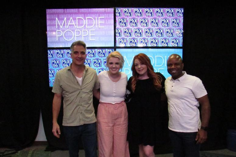 Maddie Poppe Underground 7