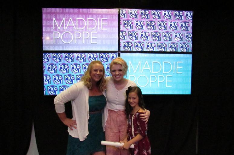 Maddie Poppe Underground 10