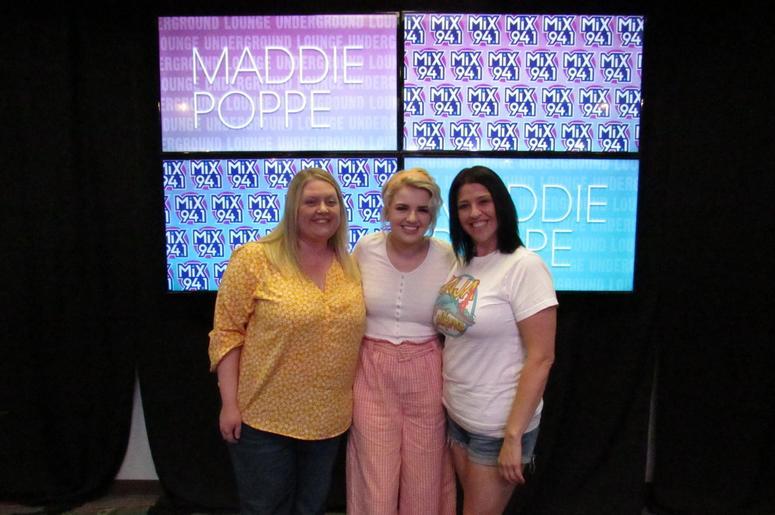 Maddie Poppe Underground 15