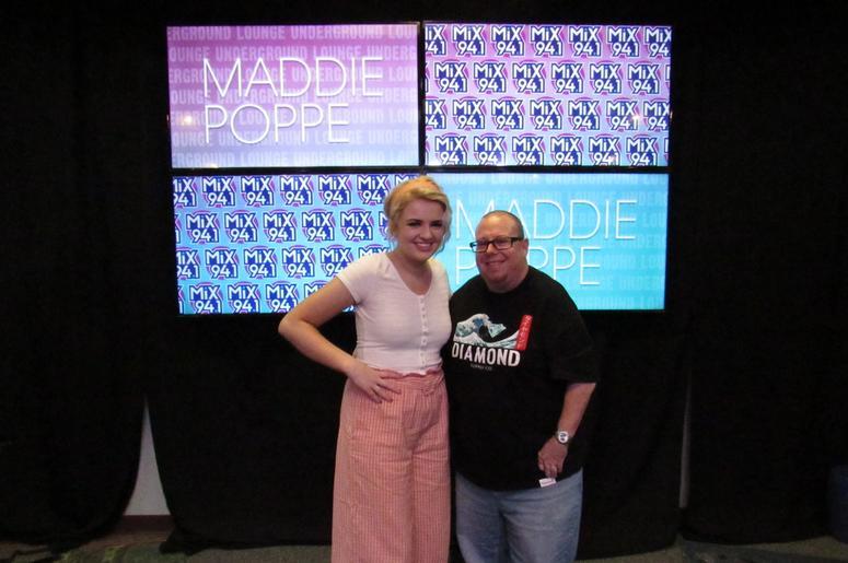 Maddie Poppe Underground 16