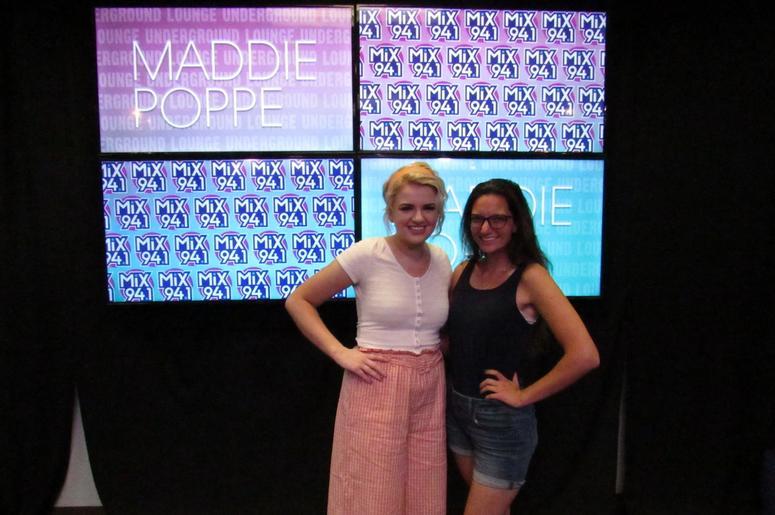 Maddie Poppe Underground 17