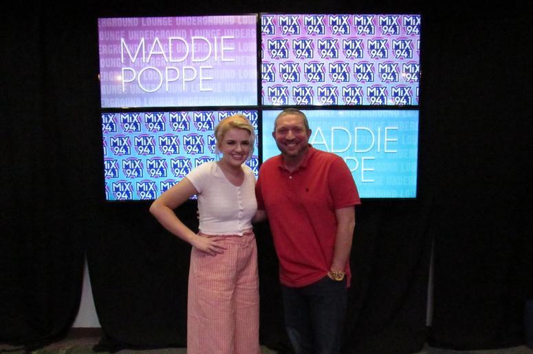 Maddie Poppe Underground 18