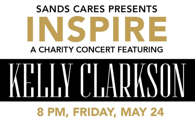 Inspire 2019 Kelly Clarkson