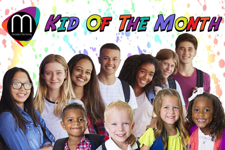 Kid of the Month