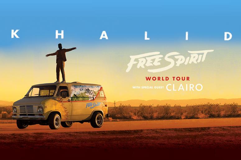 Khalid 2019 Tour