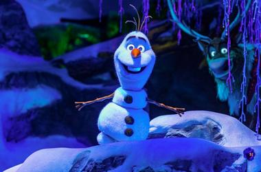Frozen Ever After In The Norway Pavilion At Epcot