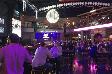 NYE Live! at Ballpark Village