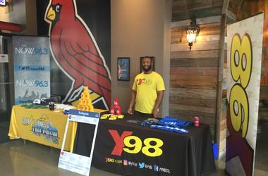 Now 96.3 Blues Game 5 WCF Watch Party