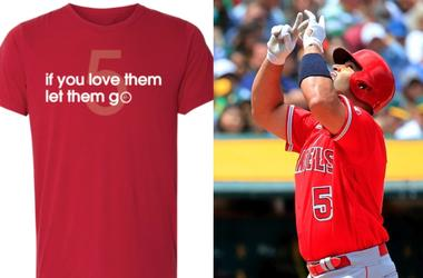 Arch Apparel and Albert Pujols