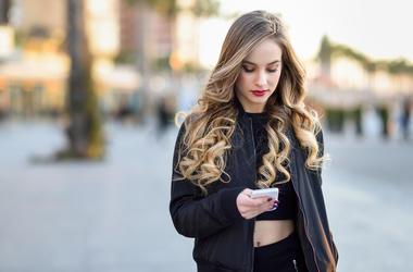 texting crush