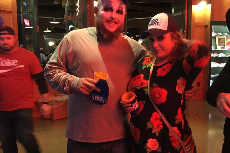 Ballpark Village Halloween