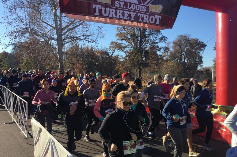 St. Louis Turkey Trot