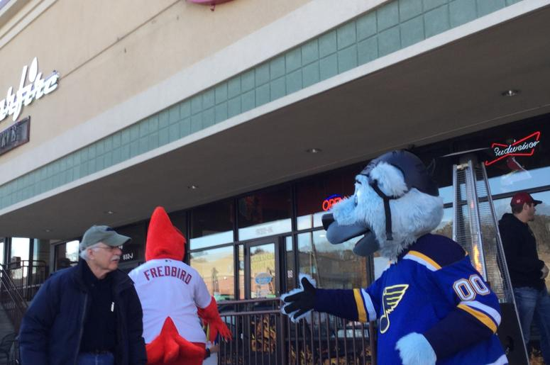 Toys for Tots Kickoff