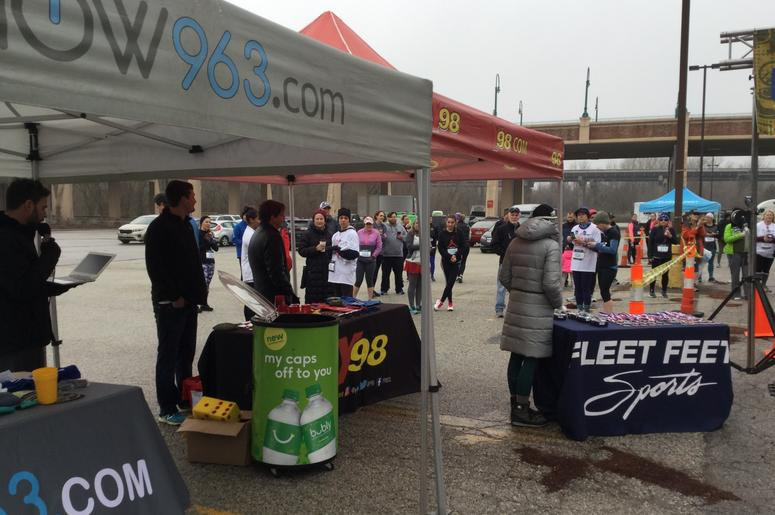 St. Louis Working Women's Survival Show Ultimate Girl's 5K