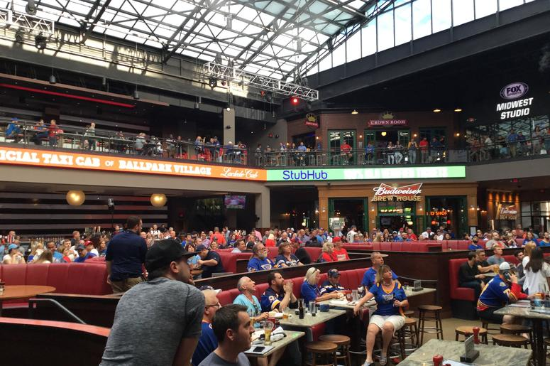 Blues Watch Party
