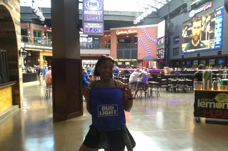 NOW 96.3 Blues WCF Game 4 Watch Party