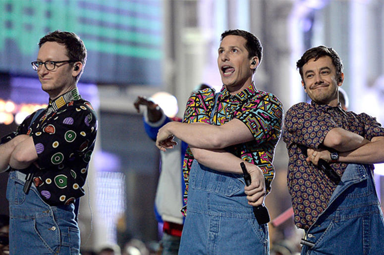 """Lonely Island drops new """"visual poem"""" album and its slaps"""