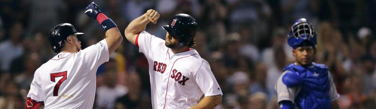 Porcello, Travis help Red Sox halt 8-game skid, 7-5 over KC