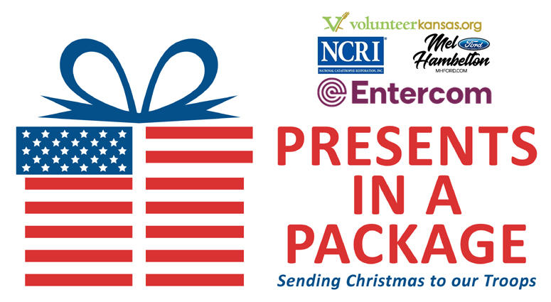 Help us thank our troops during the holidays!