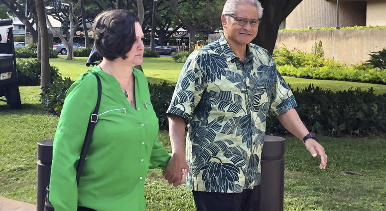 Prosecutor: Greed fueled Hawaii power couple's schemes