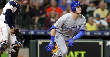 O'Hearn, Merrifield hit grand slams; Royals rout Astros 12-2