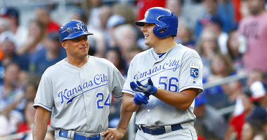 Keller allows only 4 hits, has RBI as Royals top Braves 2-0