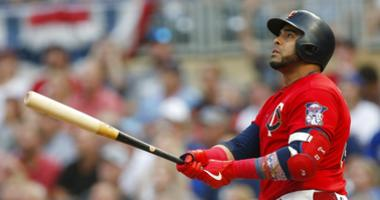 Cruz homers and has 5 RBI; Twins hold off KC 11-9