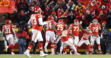 Chiefs announce 2019-2020 regular season schedule