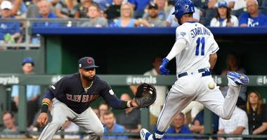 Ramirez homers in 14th, Indians outlast Royals 5-4
