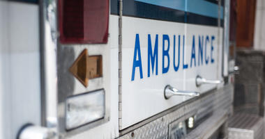 One in critical condition after crash west of Bentley