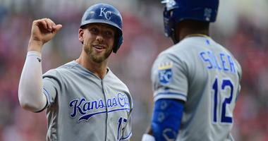 Royals eke out a win, beat Indians 1-0