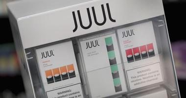 picture of e-cigarette package