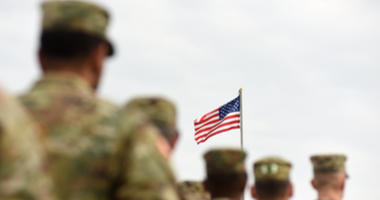 Picture of U.S. military troops