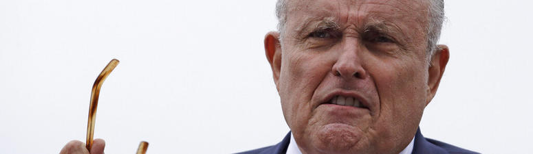 Giuliani Refusing to Comply with Subpoena on Impeachment Inquiry
