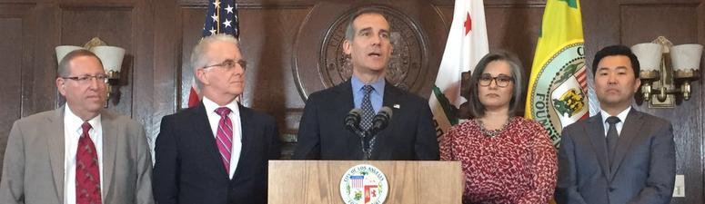 LA Adopts $10.6B Budget to Buffer Against Possible Economic Downturns